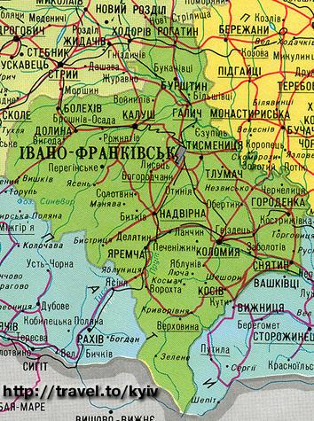Ивано франковская область